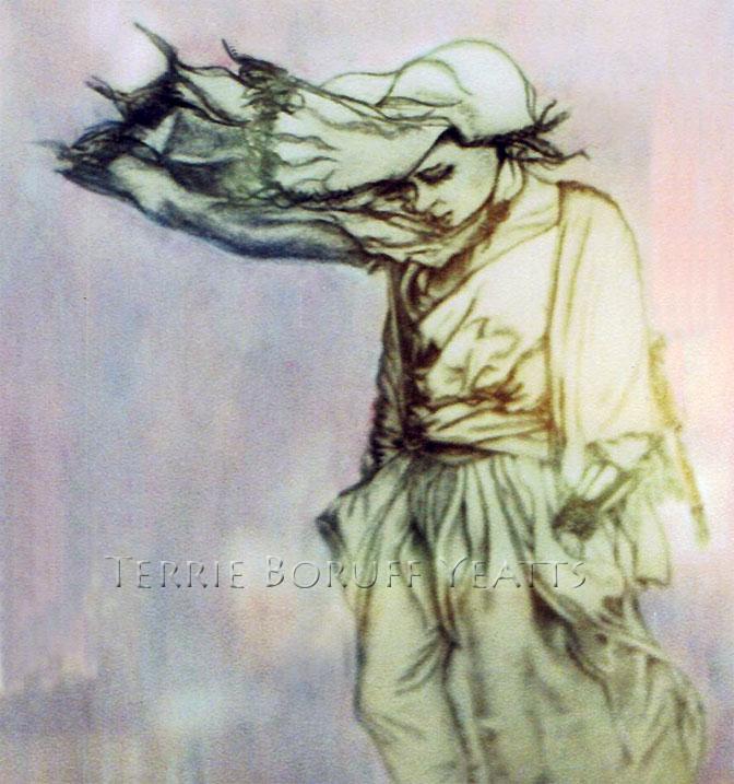 Girl in Wind